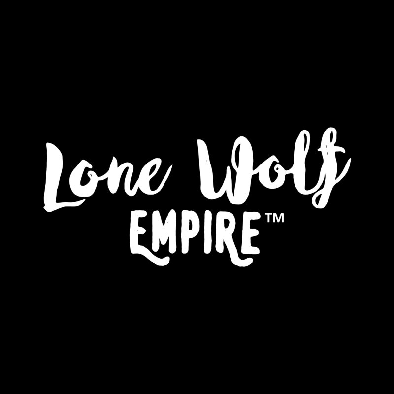 Lone Wolf Empire (logo)  None  by Lonewolfempire's Artist Shop