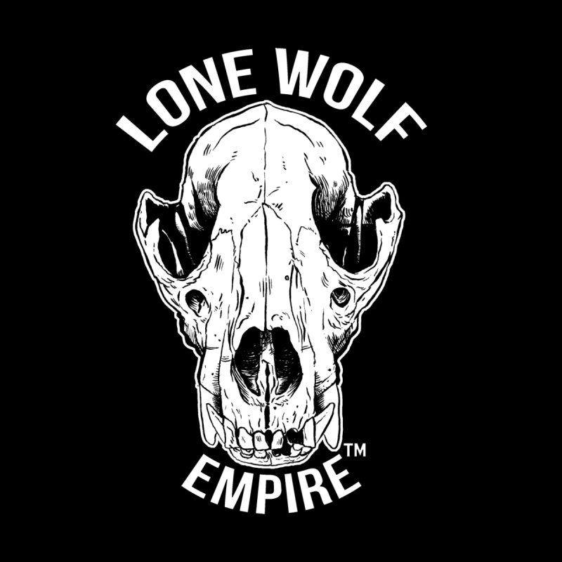 Wolf Skull Lone Wolf Empire None  by Lonewolfempire's Artist Shop