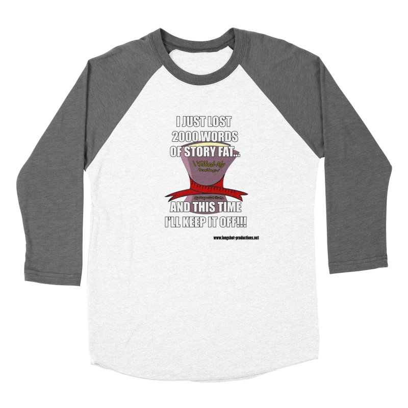 I Just Lost 2000 Words... Women's Longsleeve T-Shirt by Author Centric Designs By Longshot Productions