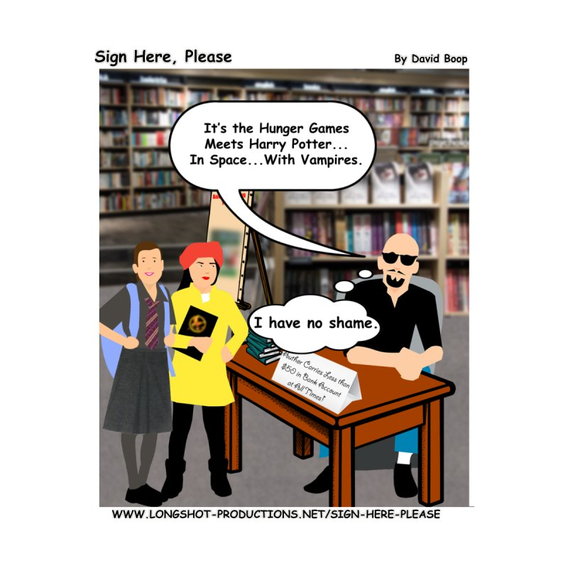 Sign Here, Please Season 1, Episode 2 - Potter Home Rug by Author Centric Designs By Longshot Productions