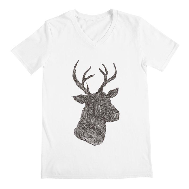Wire deer   by Loremnzo's Artist Shop
