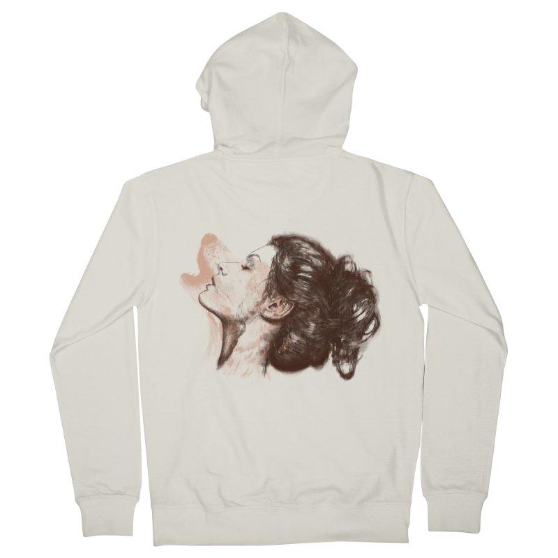 Howl Women's Zip-Up Hoody by Loremnzo's Artist Shop