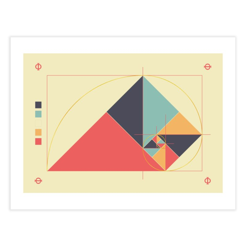 Fibonacci Experiment III in Fine Art Print by Lostefx's Artist Shop
