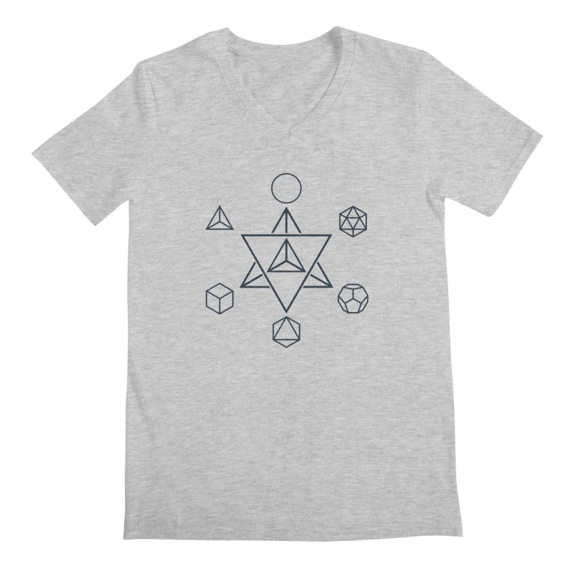 Merkaba and the Platonic Solids by Lostefx's Artist Shop