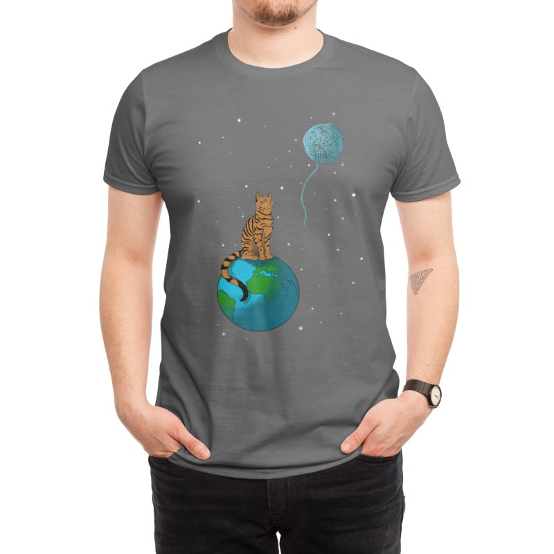 King of the World Men's T-Shirt by Lost in Exposure