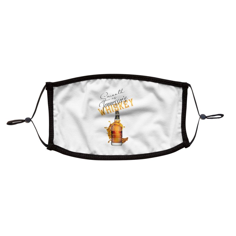Whiskey Collection Accessories Face Mask by Loverotica's Artist Shop