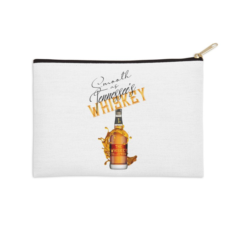 Whiskey Collection Accessories Zip Pouch by Loverotica's Artist Shop