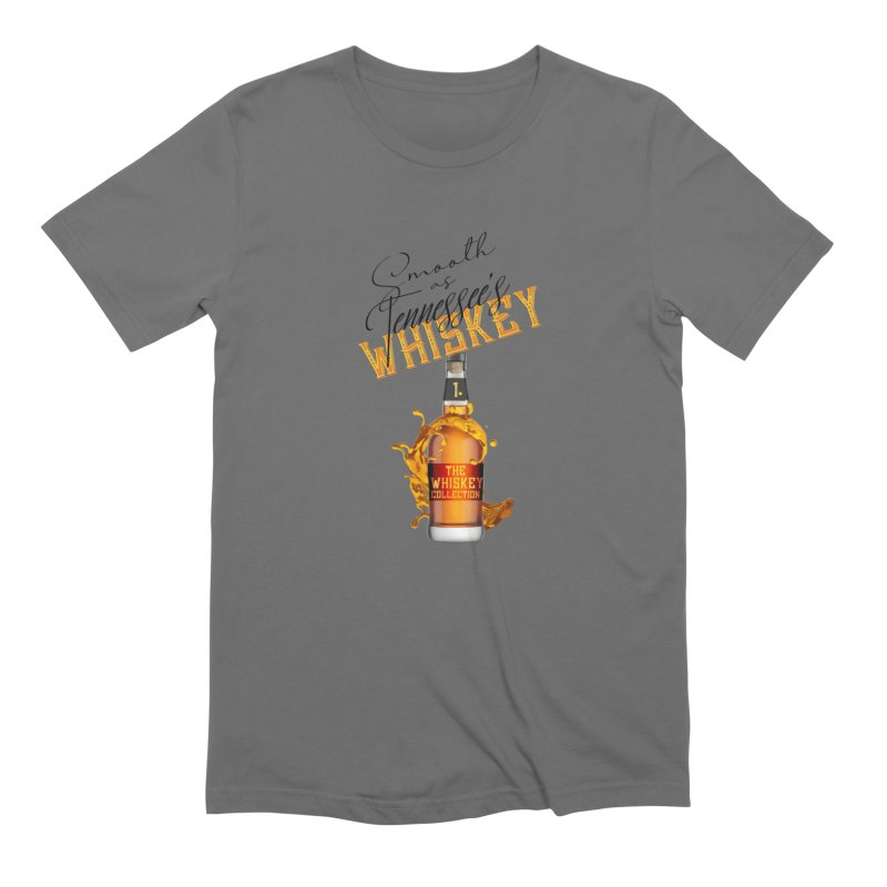 Whiskey Collection Men's T-Shirt by Loverotica's Artist Shop