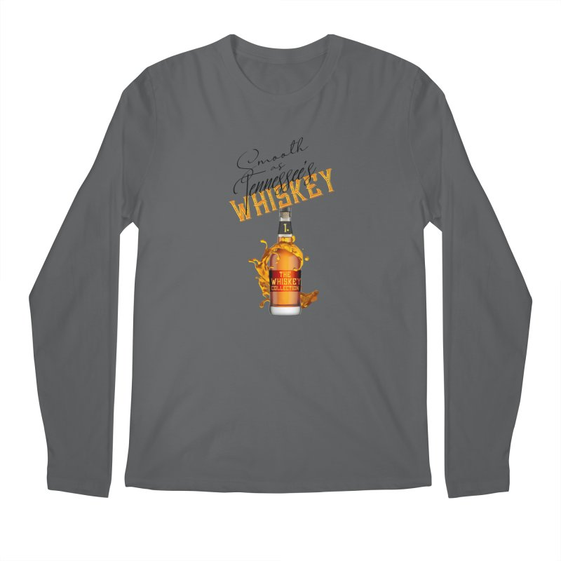 Whiskey Collection Men's Longsleeve T-Shirt by Loverotica's Artist Shop