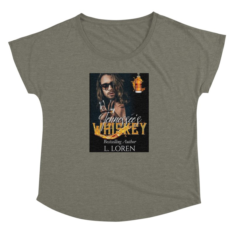 Tennessee's Whiskey Women's Scoop Neck by Loverotica's Artist Shop