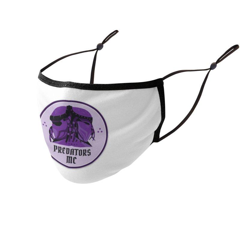 Predators MC Accessories Face Mask by Loverotica's Artist Shop