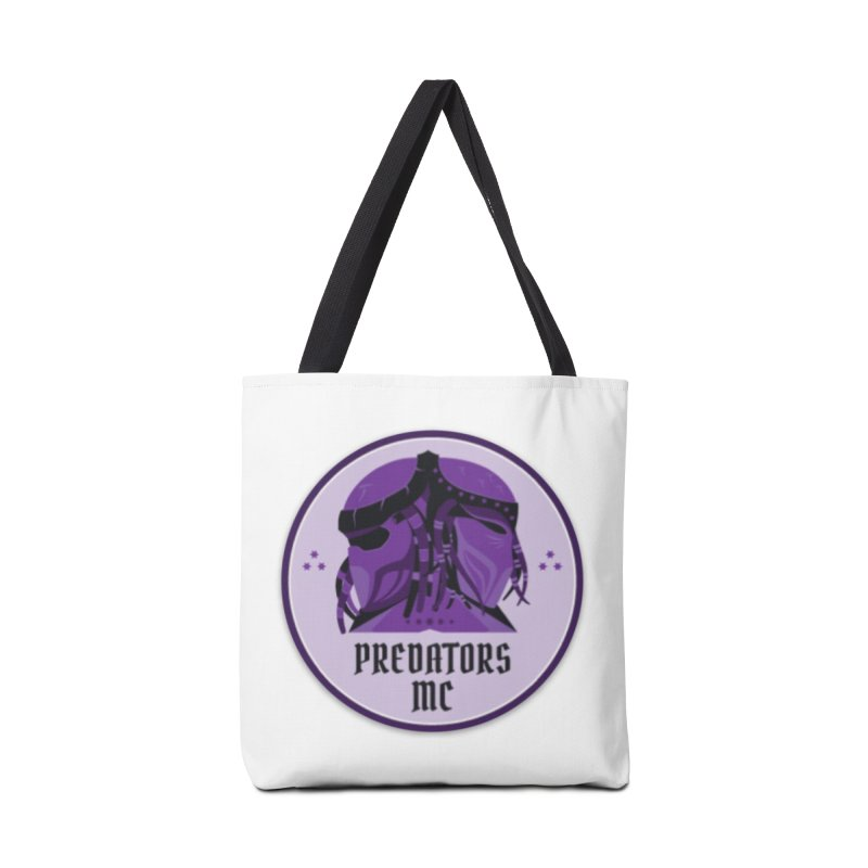 Predators MC Accessories Bag by Loverotica's Artist Shop