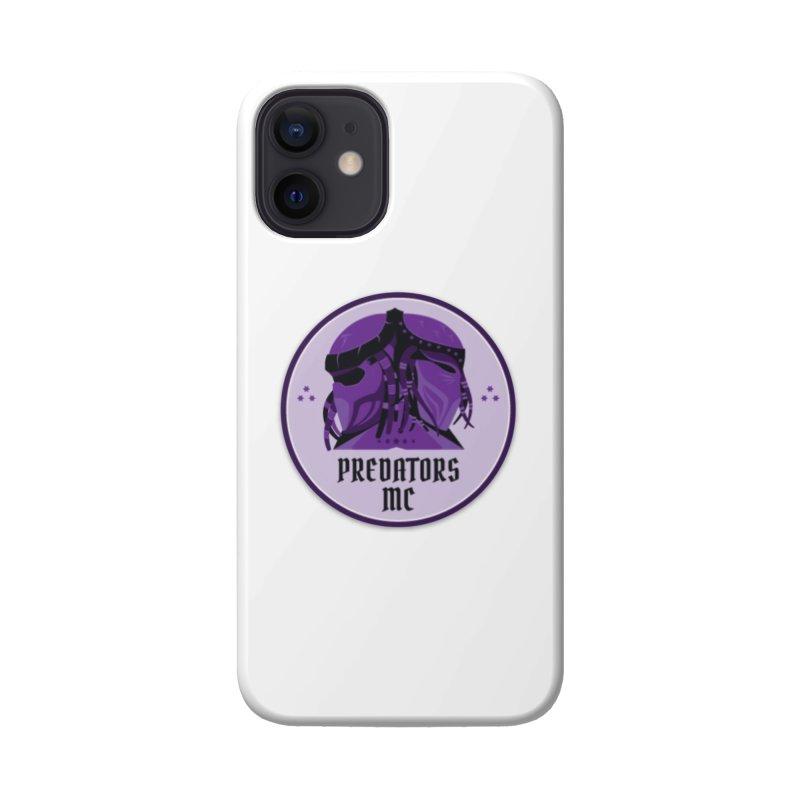 Predators MC Accessories Phone Case by Loverotica's Artist Shop