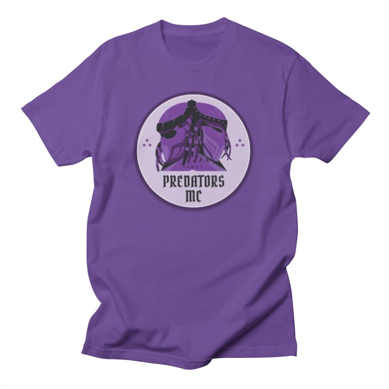 Predators MC Men's T-Shirt by Loverotica's Artist Shop
