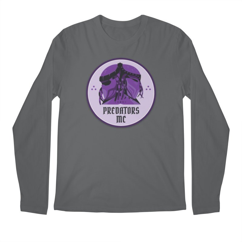 Predators MC Men's Longsleeve T-Shirt by Loverotica's Artist Shop