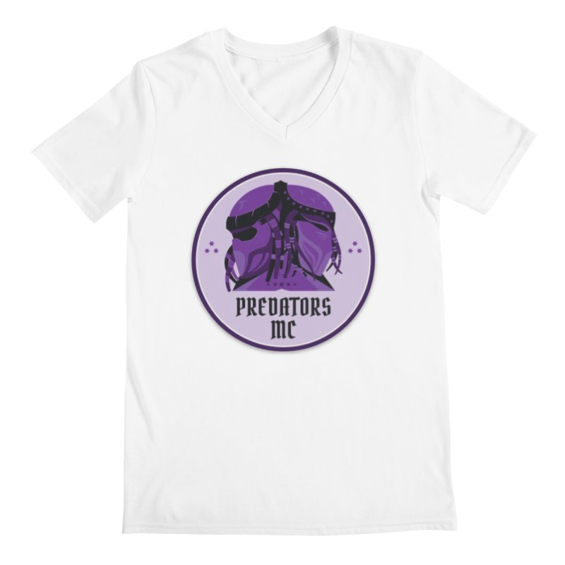 Predators MC Men's V-Neck by Loverotica's Artist Shop