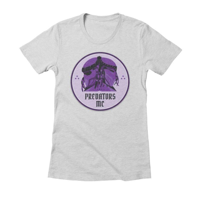 Predators MC Women's T-Shirt by Loverotica's Artist Shop