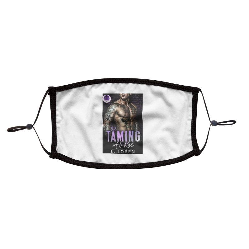 The Taming of LaRue Accessories Face Mask by Loverotica's Artist Shop