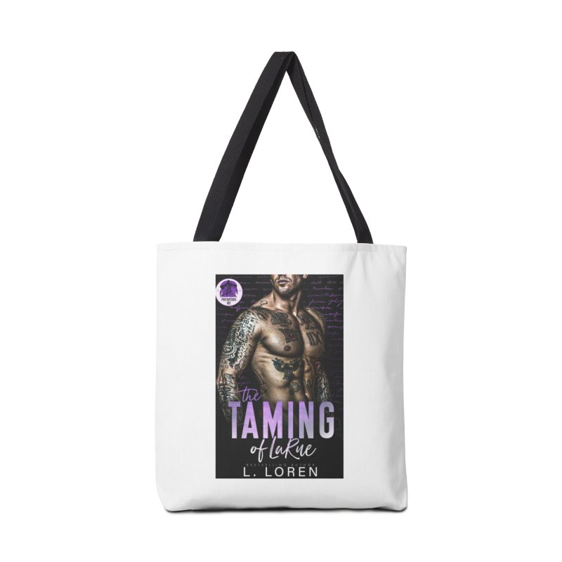 The Taming of LaRue Accessories Bag by Loverotica's Artist Shop