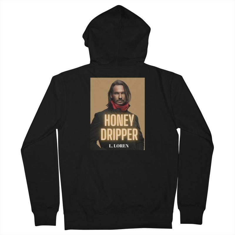Honey Dripper Women's Zip-Up Hoody by Loverotica's Artist Shop