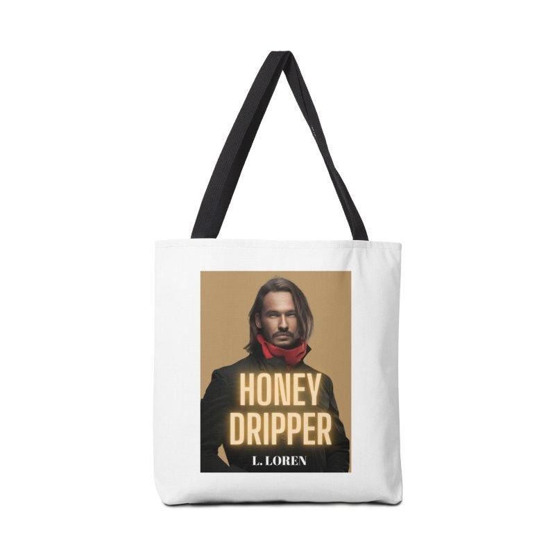 Honey Dripper Accessories Bag by Loverotica's Artist Shop