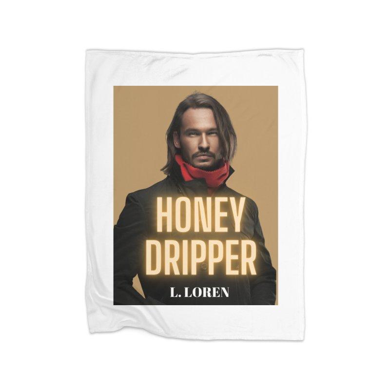 Honey Dripper Home Blanket by Loverotica's Artist Shop