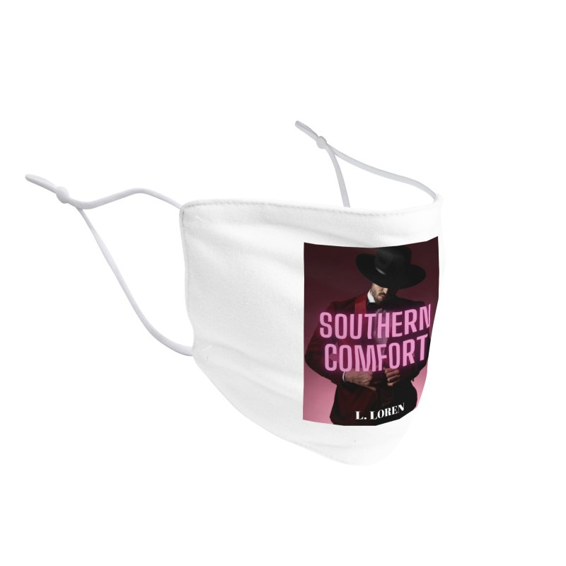 Southern Comfort Accessories Face Mask by Loverotica's Artist Shop
