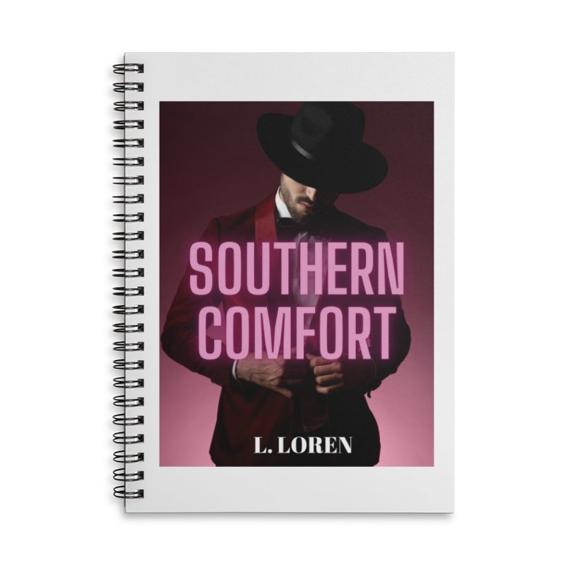 Southern Comfort Accessories Notebook by Loverotica's Artist Shop