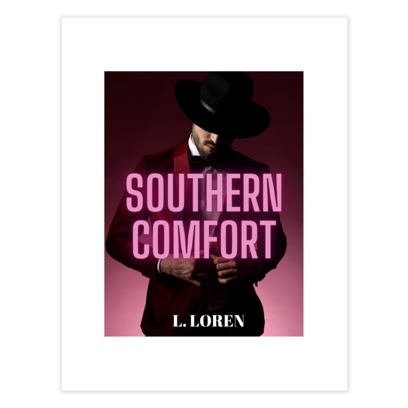 Southern Comfort Home Fine Art Print by Loverotica's Artist Shop