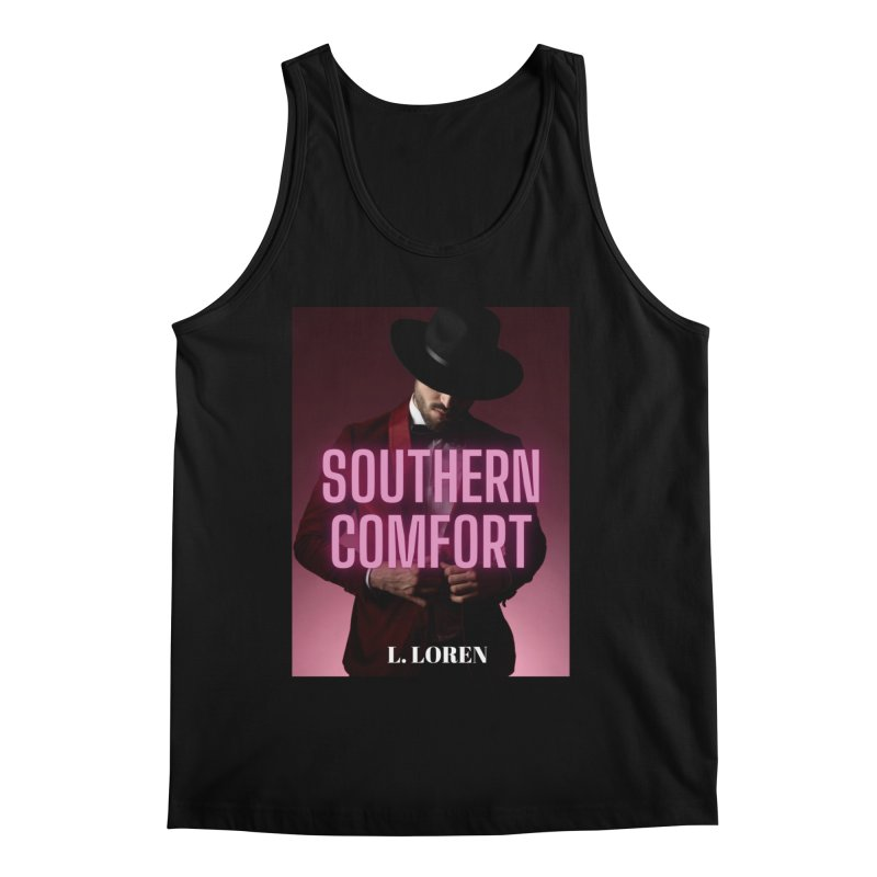 Southern Comfort Men's Tank by Loverotica's Artist Shop