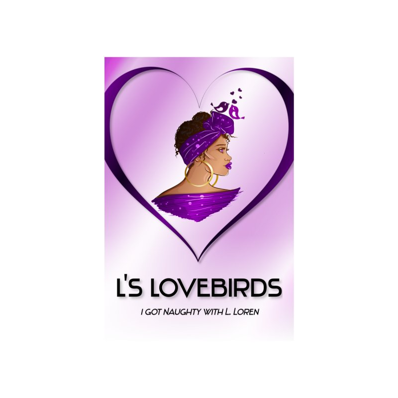 Lovebirds Merch Men's T-Shirt by Loverotica's Artist Shop