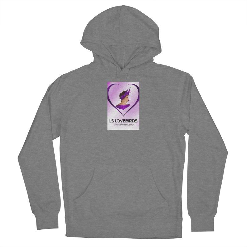Lovebirds Merch Men's Pullover Hoody by Loverotica's Artist Shop
