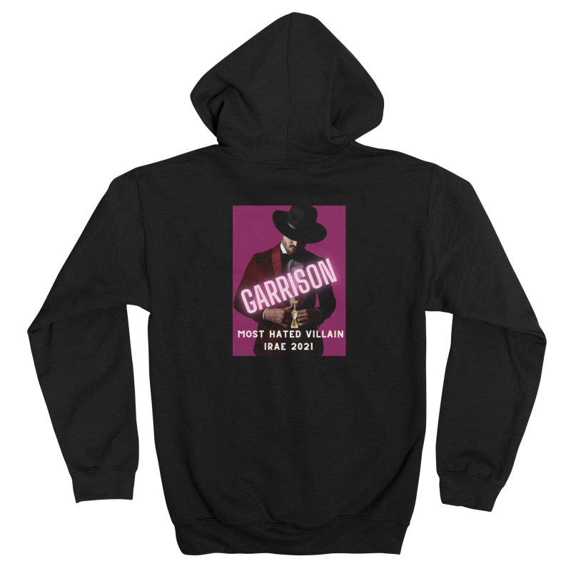 Garrison Women's Zip-Up Hoody by Loverotica's Artist Shop