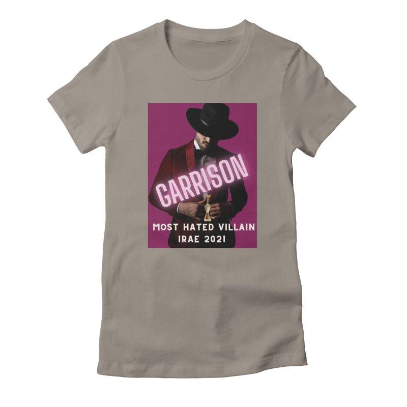 Garrison Women's T-Shirt by Loverotica's Artist Shop