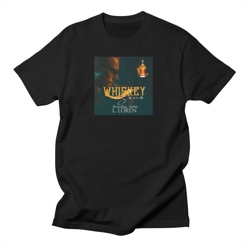 Whiskey Sour Men's T-Shirt by Loverotica's Artist Shop