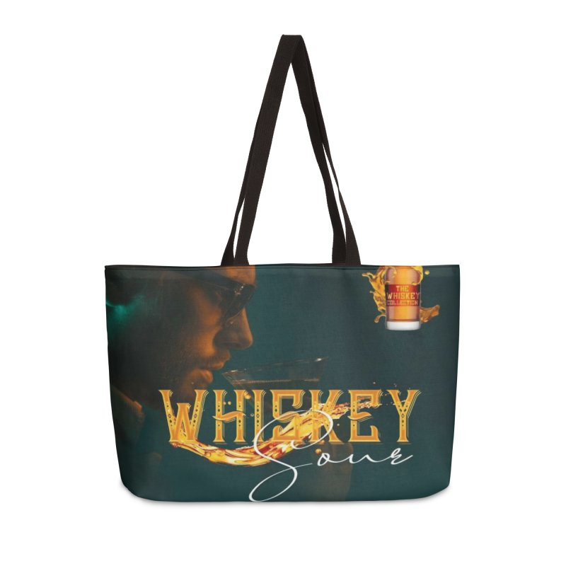 Whiskey Sour Accessories Bag by Loverotica's Artist Shop