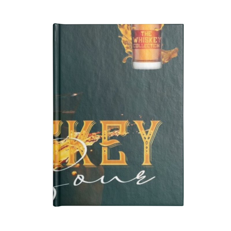Whiskey Sour Accessories Notebook by Loverotica's Artist Shop