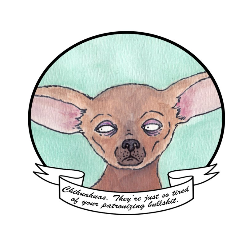 Angry Chihuahua by LowLuck and RottingPie