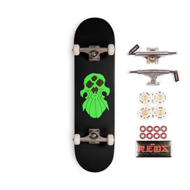Rakshasa Ajna Accessories Complete - Pro Skateboard by 7thSin Apparel
