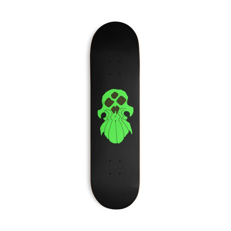 Rakshasa Ajna Accessories Deck Only Skateboard by 7thSin Apparel