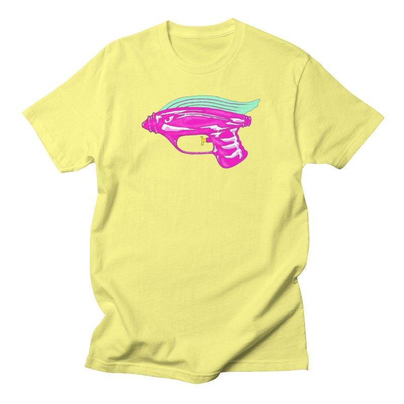 Ray Gun! Men's T-Shirt by 7thSin Apparel