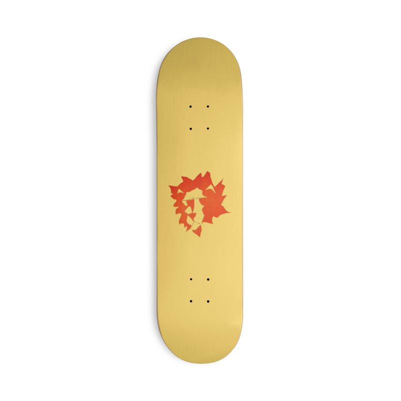 Leo Accessories Deck Only Skateboard by 7thSin Apparel