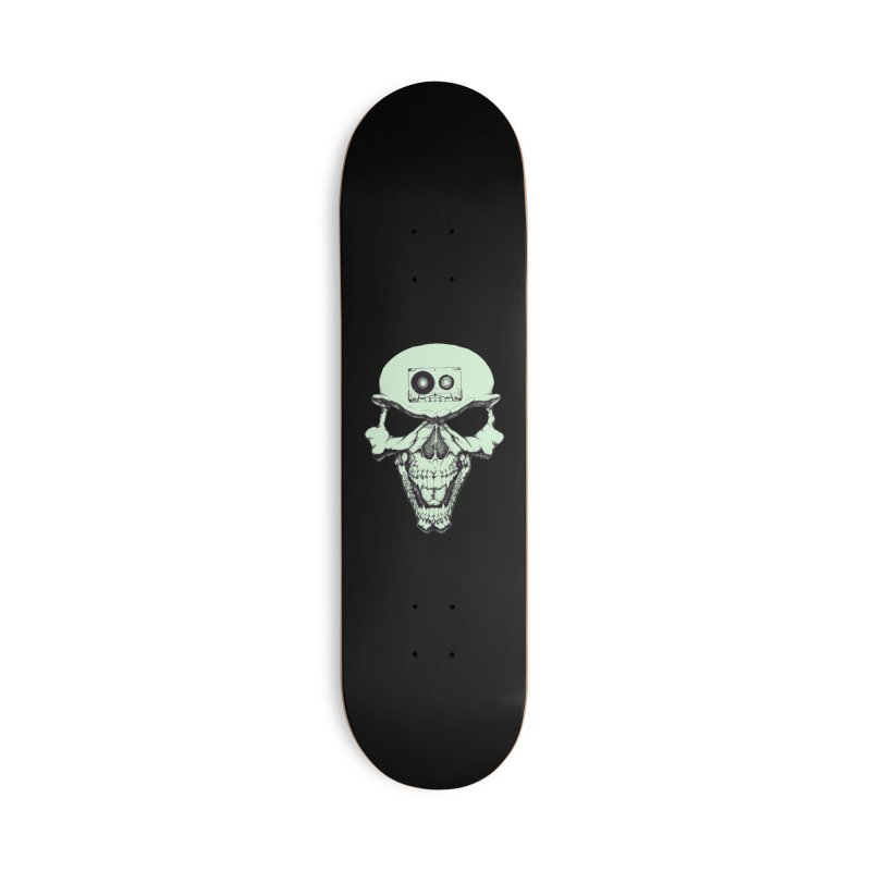 Mixtape Accessories Deck Only Skateboard by 7thSin Apparel