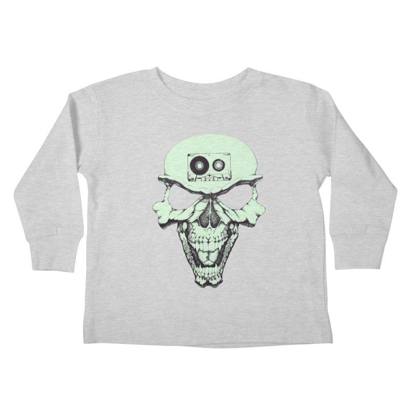 Mixtape Kids Toddler Longsleeve T-Shirt by 7thSin Apparel