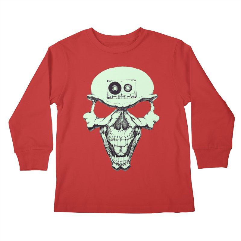 Mixtape Kids Longsleeve T-Shirt by 7thSin Apparel