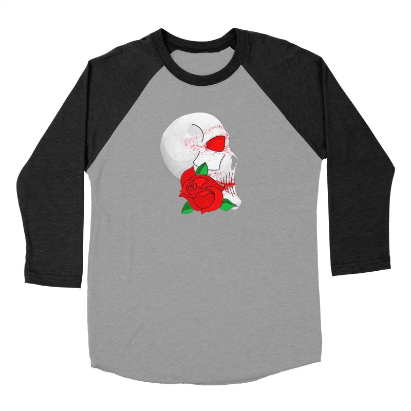 A Rose By Any Other Name.. Men's Baseball Triblend Longsleeve T-Shirt by 7thSin Apparel