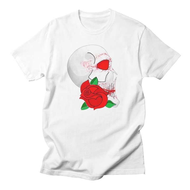 A Rose By Any Other Name.. Men's Regular T-Shirt by 7thSin Apparel