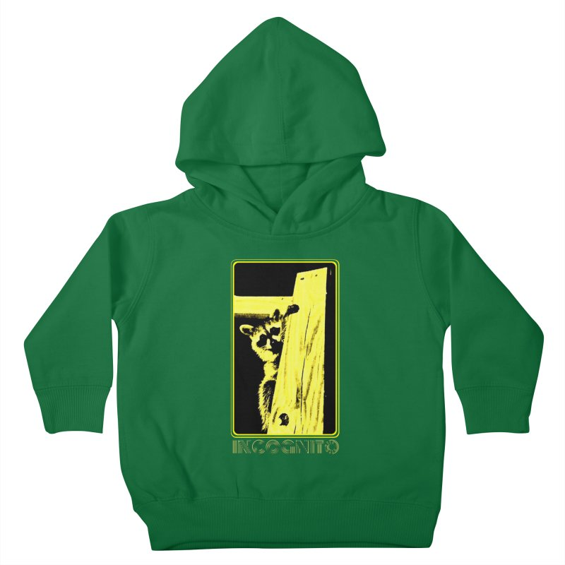 INCOGNITO Kids Toddler Pullover Hoody by 7thSin Apparel