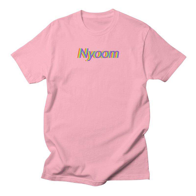 Nyoom Men's T-Shirt by Lupi Art + Illustration