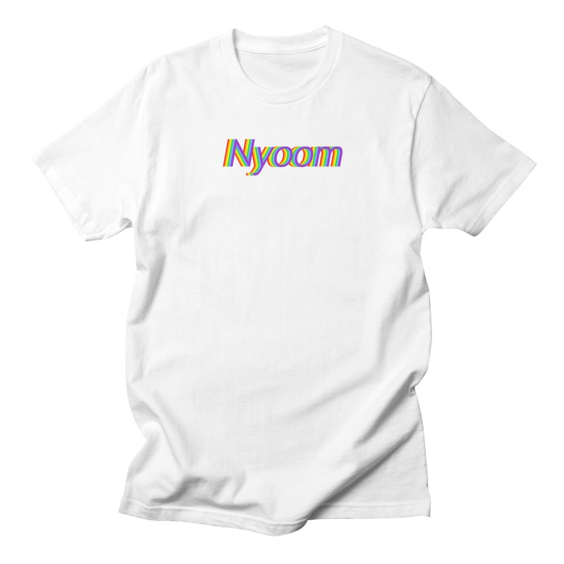Nyoom Men's T-Shirt by Lupi Art + Illustration